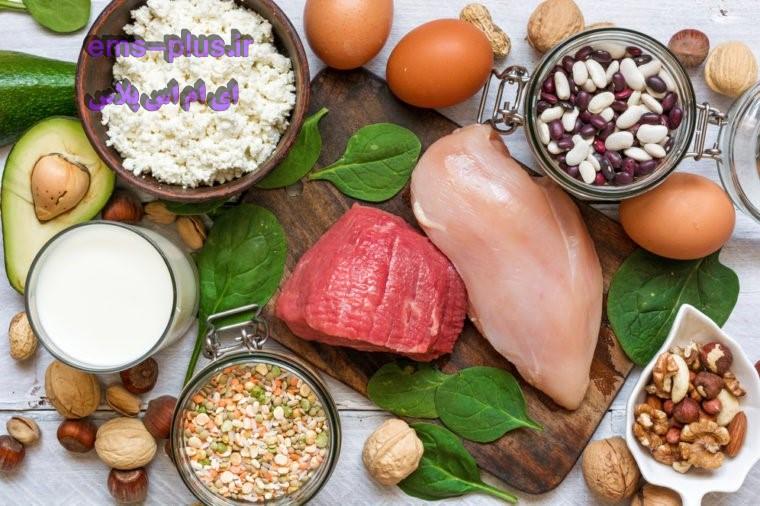 نکات اساسی تغذیه در استفاده از دستگاه EMS