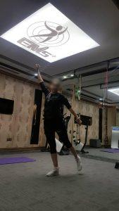 تحریک الکتریکی عضلات کل بدن :(ایکس بادی)