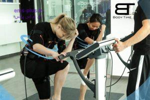 ایکس بادی،ترکیب معجزه آسای تکنولوژی و ورزش