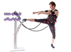 تحریک الکتریکی عضلات کل بدن باایکس بادی
